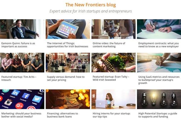 inbound marketing new frontiers blog