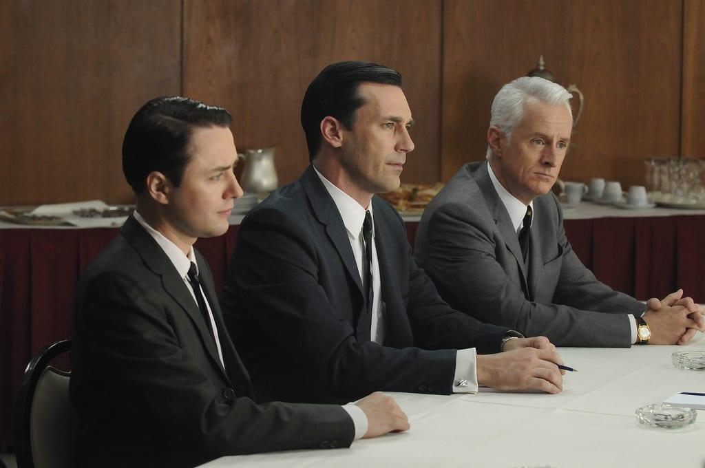 Desire and marketing Mad Men TV series