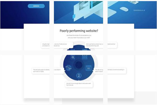 Instagram grid image Engage Content Marketing Dublin