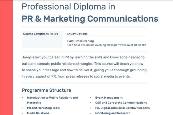brochure texts copywriting sales portfolio Engage Content Marketing Agency Dublin